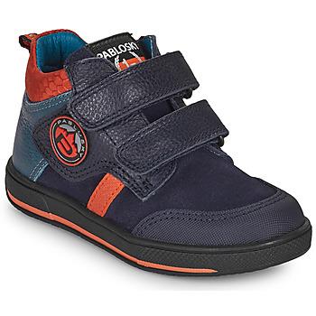 Cipők Fiú Csizmák Pablosky 503523 Kék
