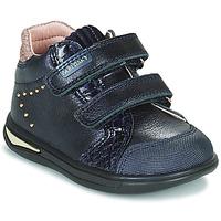 Cipők Lány Magas szárú edzőcipők Pablosky 6122 Tengerész