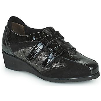 Cipők Női Rövid szárú edzőcipők Scholl DOREEN STRAP Fekete