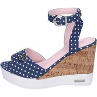 Cipők Női Szandálok / Saruk Lancetti BJ942 Kék