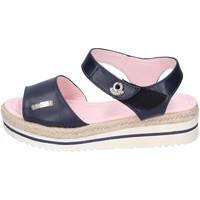 Cipők Női Szandálok / Saruk Lancetti BJ944 Kék