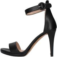 Cipők Női Szandálok / Saruk L'amour 200 BLACK