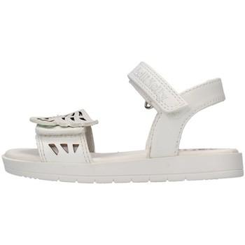 Cipők Lány Szandálok / Saruk Lelli Kelly LK7520 WHITE