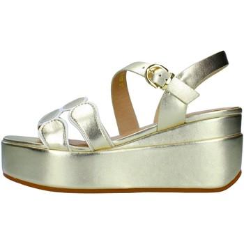Cipők Női Szandálok / Saruk Luciano Barachini GL123E GOLD