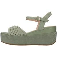 Cipők Női Szandálok / Saruk Luciano Barachini GL125P GREEN