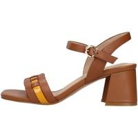 Cipők Női Szandálok / Saruk Luciano Barachini GL282R BROWN