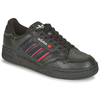 Cipők Rövid szárú edzőcipők adidas Originals CONTINENTAL 80 STRI Fekete  / Kék / Piros