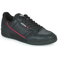 Cipők Rövid szárú edzőcipők adidas Originals CONTINENTAL 80 VEGA Fekete