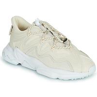 Cipők Női Rövid szárú edzőcipők adidas Originals OZWEEGO PLUS W Bézs