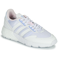 Cipők Női Rövid szárú edzőcipők adidas Originals ZX 1K BOOST W Fehér