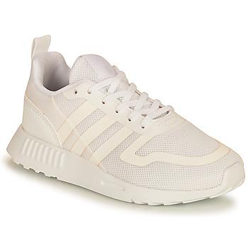 Cipők Gyerek Rövid szárú edzőcipők adidas Originals MULTIX C Fehér
