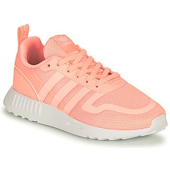 Cipők Lány Rövid szárú edzőcipők adidas Originals MULTIX C Rózsaszín