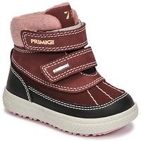 Cipők Lány Hótaposók Primigi BARTH 19 GTX Bordó