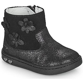 Cipők Lány Csizmák Primigi BABY LIKE Fekete