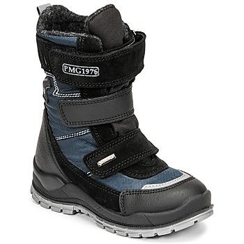 Cipők Fiú Hótaposók Primigi HANS GTX Fekete  / Kék