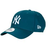 Textil kiegészítők Baseball sapkák New-Era LEAGUE ESSENTIAL 9FORTY NEW YORK YANKEES Kék