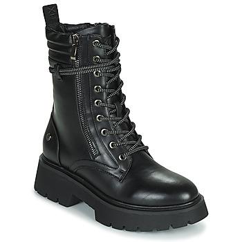 Cipők Női Csizmák Xti 43066 Fekete