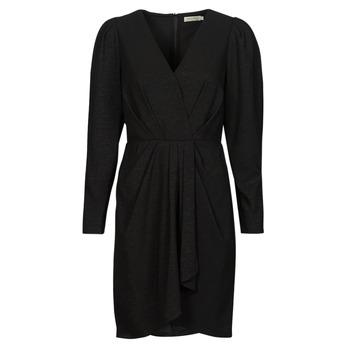 Ruhák Női Rövid ruhák See U Soon 21222038 Fekete