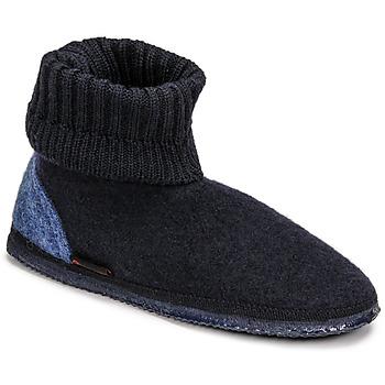 Cipők Mamuszok Giesswein KRAMSACH Tengerész