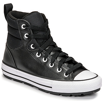 Cipők Férfi Magas szárú edzőcipők Converse CHUCK TAYLOR ALL STAR BERKSHIRE BOOT COLD FUSION HI Fekete