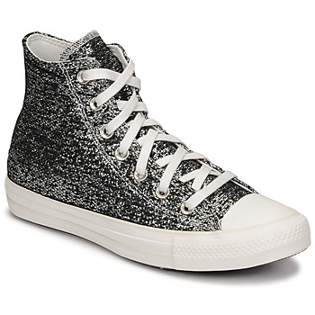Cipők Női Magas szárú edzőcipők Converse CHUCK TAYLOR ALL STAR GOLDEN REPAIR HI Fekete