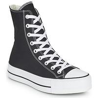 Cipők Női Magas szárú edzőcipők Converse CHUCK TAYLOR ALL STAR LIFT CORE CANVAS X-HI Fekete