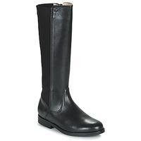 Cipők Lány Városi csizmák Acebo's 9905PE-NEGRO-T Fekete
