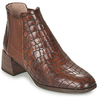 Cipők Női Bokacsizmák Hispanitas ALEXA Barna