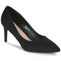 Cipők Női Félcipők Moony Mood PEROLINE Fekete