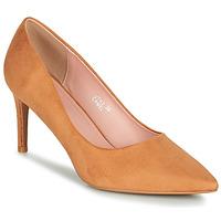 Cipők Női Félcipők Moony Mood PEROLINE Teve