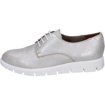 Cipők Női Oxford cipők Gatta BJ949 Ezüst