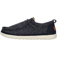 Cipők Férfi Oxford cipők Wrangler WM11140A NAVY BLUE