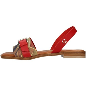 Cipők Női Szandálok / Saruk Gattinoni PEGAF6171WH WHITE