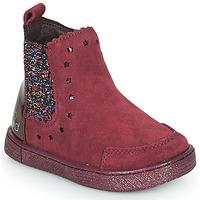 Cipők Lány Csizmák Mod'8 BLANOU Bordó