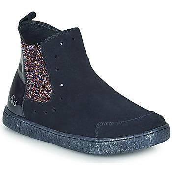 Cipők Lány Csizmák Mod'8 BLANOU Tengerész