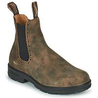 Cipők Női Csizmák Blundstone ORIGINAL HIGH TOP CHELSEA BOOTS 1351 Barna