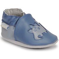 Cipők Fiú Baba mamuszok Robeez DIFLYNO Kék