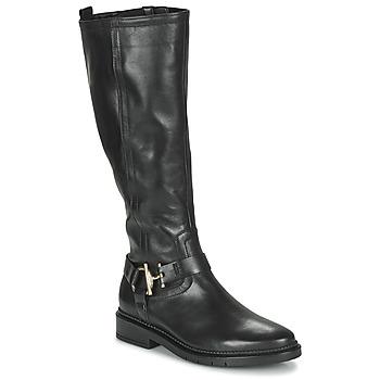 Cipők Női Városi csizmák Gabor 7274767 Fekete