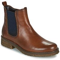 Cipők Női Bokacsizmák Gabor 7270155 Barna