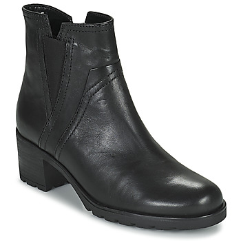 Cipők Női Bokacsizmák Gabor 7280417 Fekete