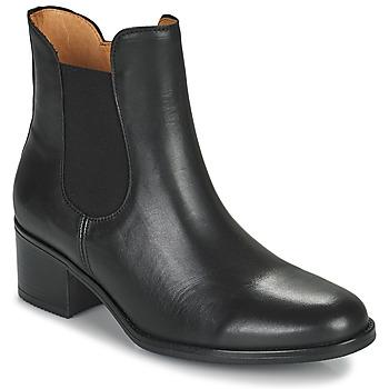 Cipők Női Bokacsizmák Gabor 7165027 Fekete