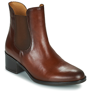 Cipők Női Bokacsizmák Gabor 7165024 Barna