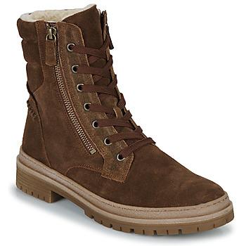 Cipők Női Bokacsizmák Gabor 7177118 Barna