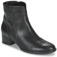 Cipők Női Bokacsizmák Gabor 7551027 Fekete