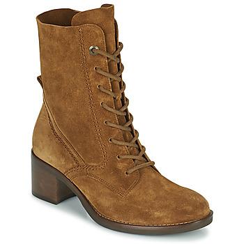 Cipők Női Bokacsizmák Gabor 7167514 Konyak