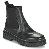 Cipők Női Csizmák Gabor 7172027 Fekete