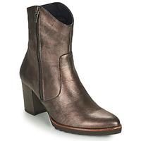 Cipők Női Bokacsizmák Dorking THAIS Bronz