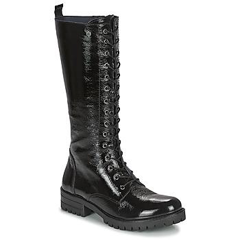 Cipők Női Városi csizmák Dorking WALKING Fekete