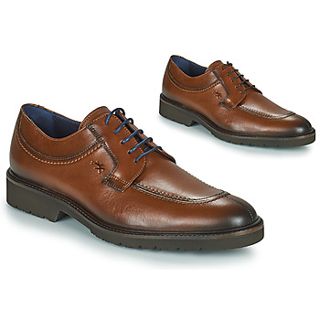 Cipők Férfi Oxford cipők Fluchos CAVALIER Barna