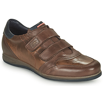 Cipők Férfi Rövid szárú edzőcipők Fluchos DANIEL Barna